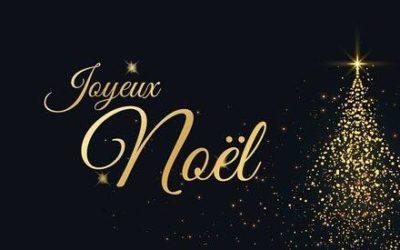 Monsieur le Maire et son Conseil Municipal vous souhaitent de joyeuses fêtes de Noël.