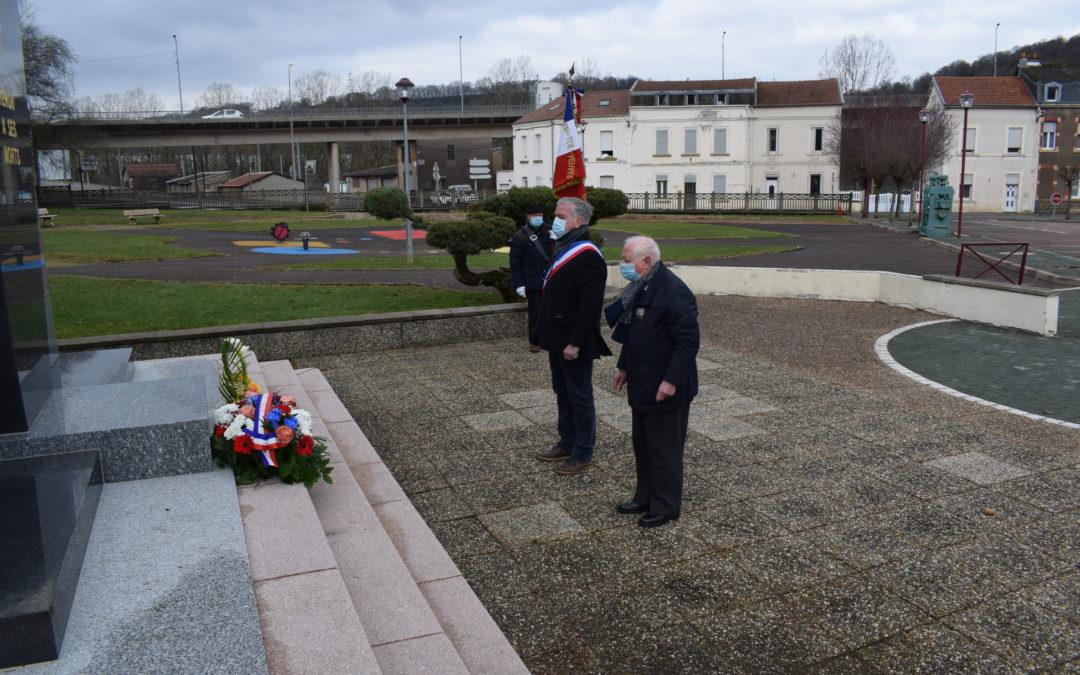Commémoration du 19 Mars 1962