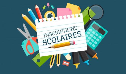 INSCRIPTIONS SCOLAIRES 2021/2022